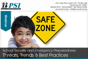 PSI School Security Webinar